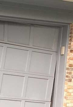 Garage Door Off Track Service Ramsey
